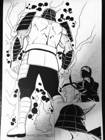 Shinobi: Ninja Princess #1: Lightning Oni page 23