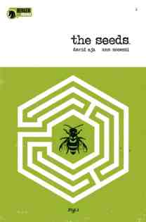 The Seeds #1 cover