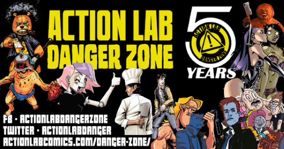 Action Lab Danger Zone 5 Years