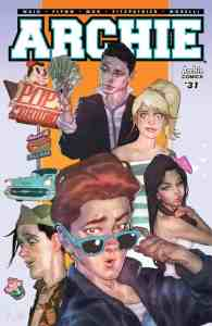 Archie #31 - Variant Cover by Ben Caldwell