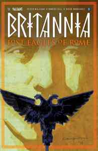 BRITANNIA: LOST EAGLES OF ROME #2 (of 4) - Cover A by Cary Nord