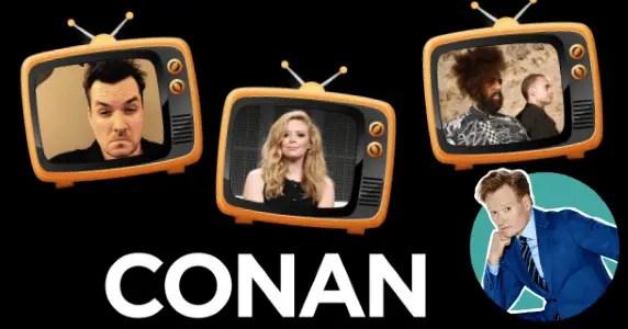 Conan 5.7.18