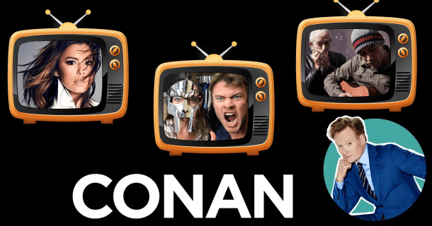 Conan 5.8.18
