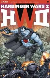 Harbinger Wars 2 #2 - Interlocking Variant by Juan Jose Ryp