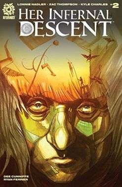 Her Infernal Descent (2018) #2