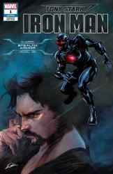 STEALTH ARMOR VARIANT COVER