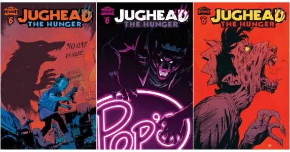 Jughead: The Hunger #6