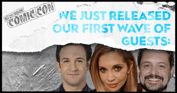 [Convention] First Wave of Guests Announced for New York Comic Con 2018