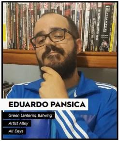 NYCC Eduardo Pansica