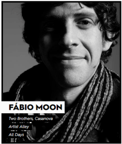 NYCC Fabio Moon
