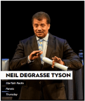 NYCC Neil deGrasse Tyson