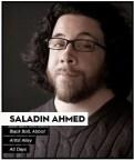 NYCC Saladin Ahmed