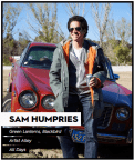 NYCC Sam Humphries