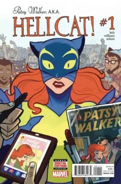 Patsy Walker, A.K.A. Hellcat! (2016)
