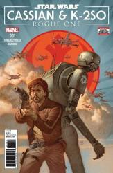 Star Wars Rogue One - Cassian and K-2SO Special (2017)