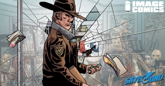 THE WALKING DEAD #1 15th Anniversary Variant
