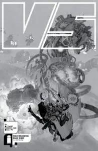 VS #4 - Cover C by Esad Ribic
