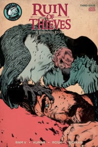 Brigands Ruin of Thieves #3 Cover B Anand