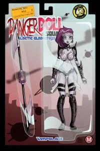 Danger Doll Squad Volume 2 #3 Cover E