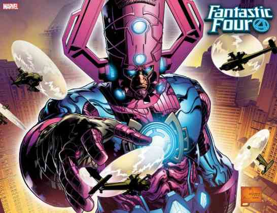 Fantastic Four #1 - Variant Cover by Joe Quesada