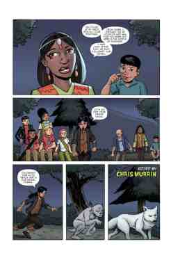 Ghoul Scouts Volume 2 #4 Page 4