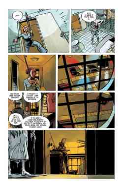 Little Girl #1 preview page 2