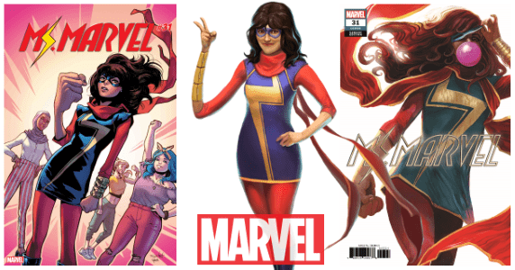 Ms. Marvel #31