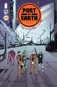 PORT OF EARTH #8
