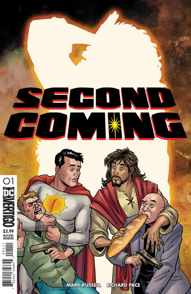 Second Coming by Mark Russell and Richard Pace