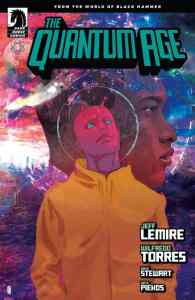 The Quantum Age: From the World of Black Hammer #1 - Variant Cover by Christian Ward