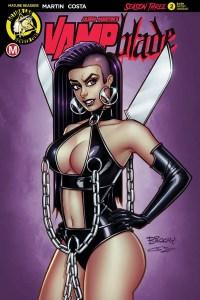 Vampblade Season 3 #2 Cover C by Bill McKay