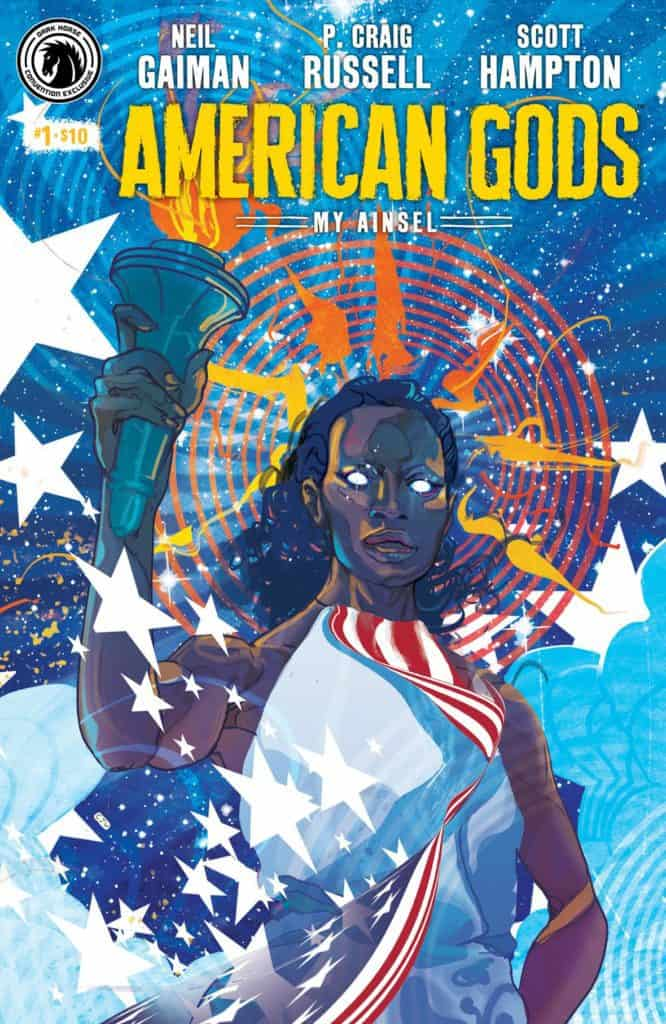 American Gods: My Ainsel #1 Convention Exclusive (Christian Ward)