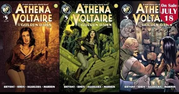 Athena Voltaire #5