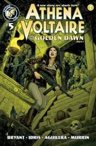 Athena Voltaire Ongoing #5 Cover B