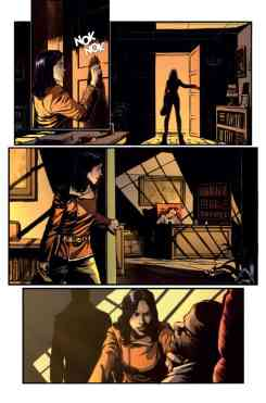 Athena Voltaire Ongoing #5