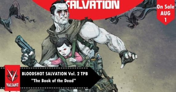 BLOODSHOT SALVATION Vol. 2