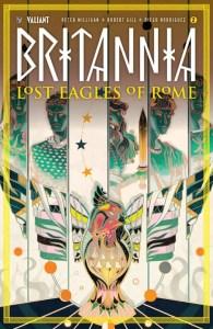 BRITANNIA: LOST EAGLES OF ROME #2 – Cover B by Sija Hong
