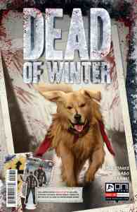 Dead of Winter #1 with Exclusive Board Game Piece