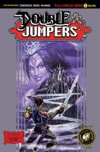 Double Jumpers: Full Circle Jerks #1 Cover B