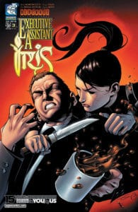 Executive Assistant: Iris Vol. 5 #3 - Cover A by Donny Tran