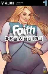 FAITH: DREAMSIDE #1 (of 4) – Pre-Order Edition by Jenny Frison