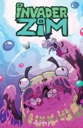 Invader ZIM Volume 2 variant
