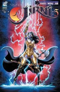 Jirni Vol. 3 #5 Cover B