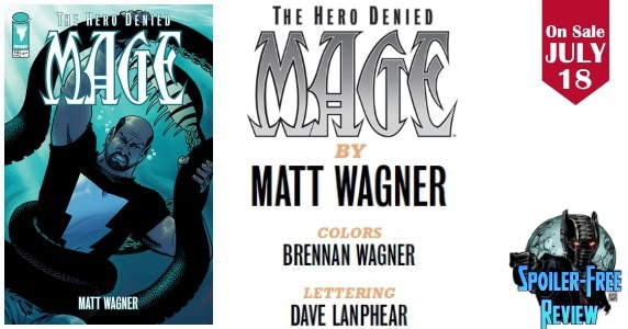 Mage the Hero Denied #10