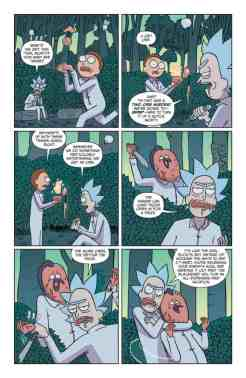 Rick & Morty #40