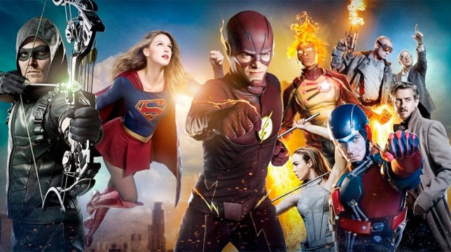The CW Lineup feature
