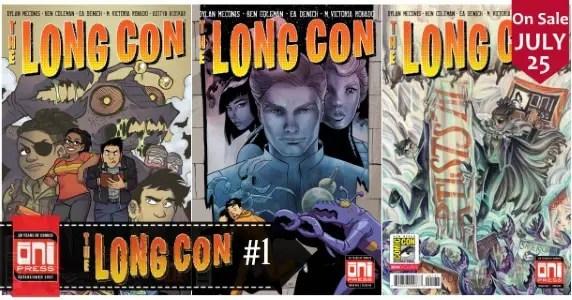 The Long Con #1
