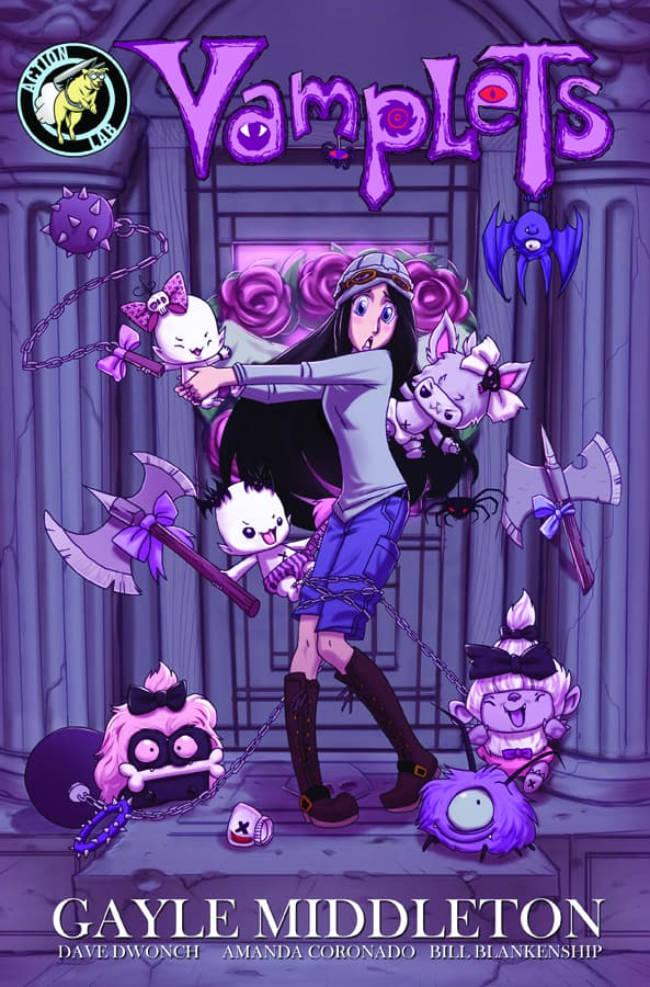 Vamplets Book 1 Cover
