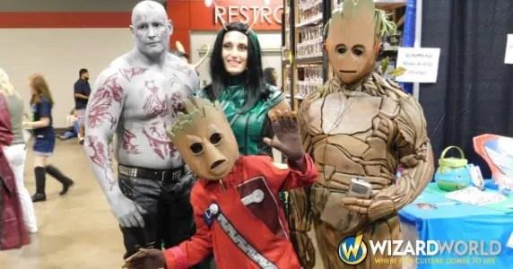 Wizard World Winston-Salem