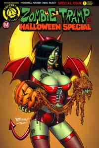 Zombie Tramp Halloween Special 2016 Cover E